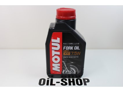 Motul Fork Oil Factory Line Medium/Light 7,5W  1L