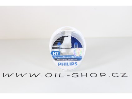 Žárovka Philips 24V H7 70W  Xenon Ultimate effect