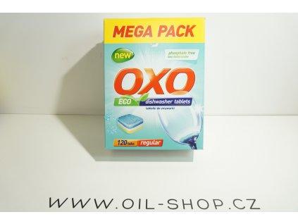 OXO tablety do myček 120ks