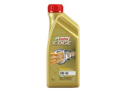 Castrol EDGE 0W-40 Ti 1 lt