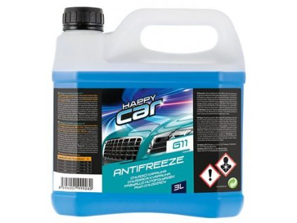 Happy Car Antifreeze G11 (G48) modrá  3L