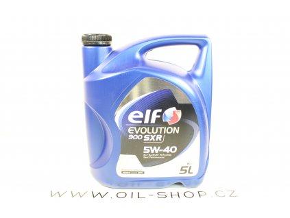 Elf Evolution 900 SXR 5W-40  5L