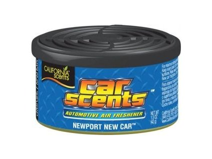 California Scents Car Scents Newport New Car (nové auto)