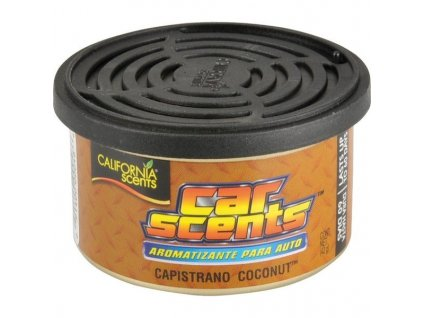 California Scents Car Scents Capistrano Coconut (kokos)