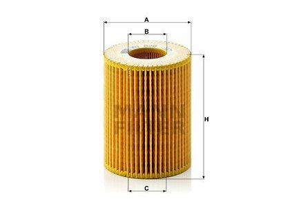 olejovy filtr mann hu820x mf hu820x opel default