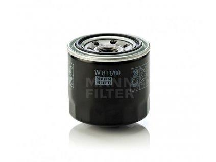 Mann Filtr Olejový W811/80