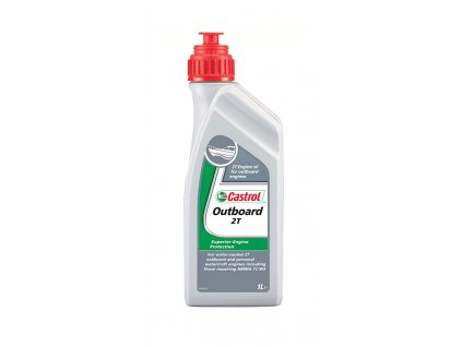Castrol Outboard 2T 1 lt