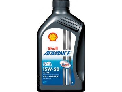 shell advance ultra 4t 15w 50 1l