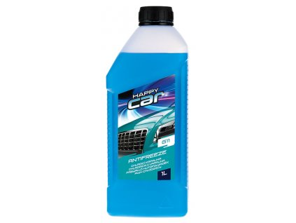 Happy Car Antifreeze G11 (G48) modrá  1L