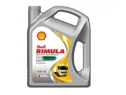 Shell Rimula R4 L 15W40 5L SHELL