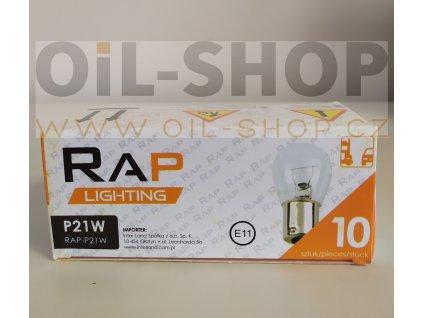 RAP Lighting 12V P21W