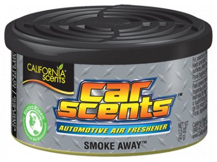 california scents car scent smoke away anti tabak tn1