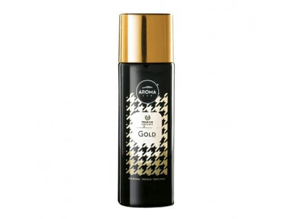 AROMA CAR PRESTIGE SPRAY GOLD