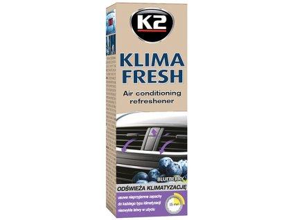 vyr 4906 K2 KLIMA FRESH Blueberry 150ml