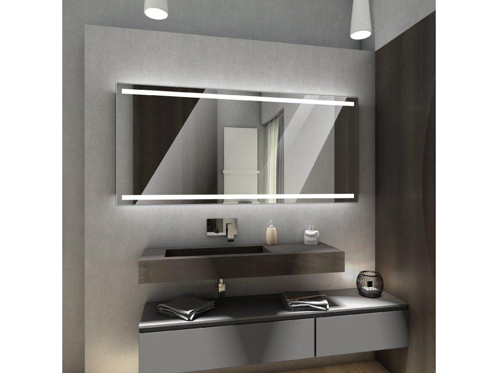 Denver chytré zrcadlo s LED osvětlením