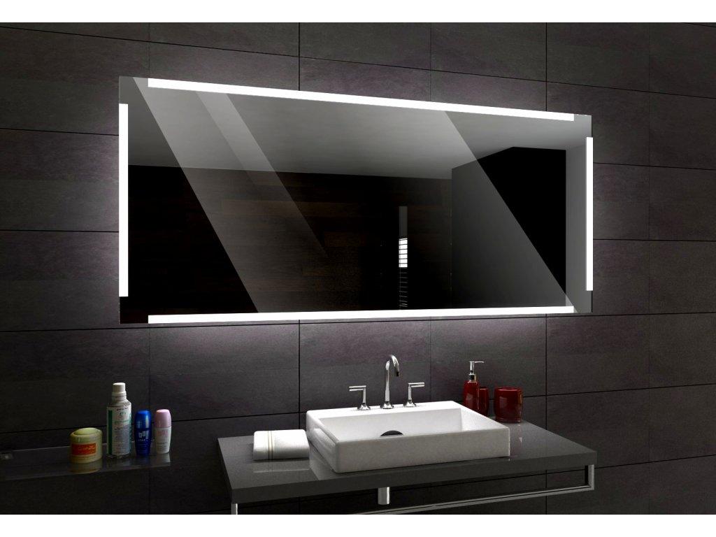 RIGA chytré zrcadlo na míru, LED osvětlení, chytré doplňky