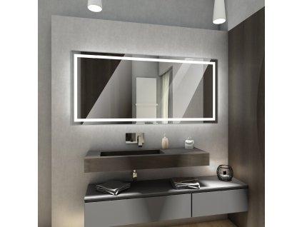 atlanta chytré zrcadlo s LED osvětlením