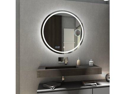 london chytre zrcadlo s LED osvětlením