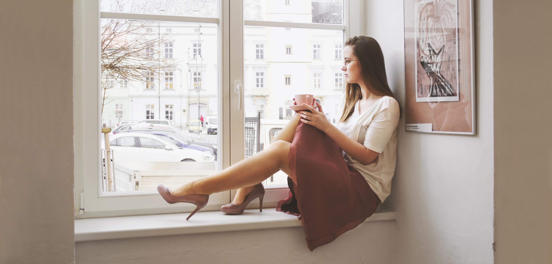 Šifonová sukně