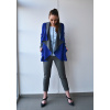 Lehký kabát Blue and gray