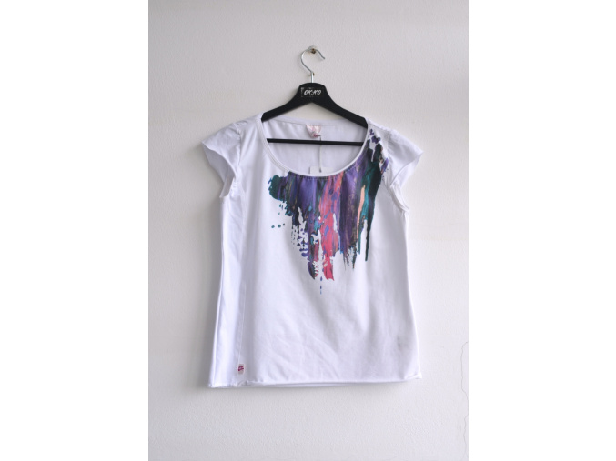 Tričko s autorským potiskem Inspiration - Výprodej