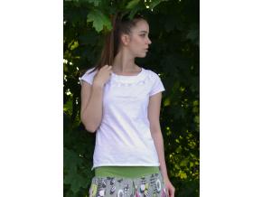 Tričko White 2