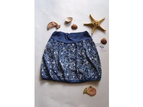 Balonová sukně Fish - Výprodej