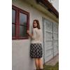 Balonová sukně Plaid