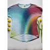 Tričko s kratkým rukávem Optical illusion