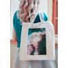 Plátěná taška s autorským potiskem