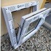 Drutex plastové okno sklopné bílé 50x50+3cm V