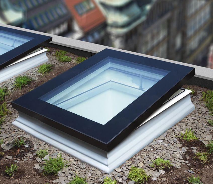 Výrobky do plochých střech