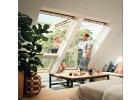 Balkónové střešní okno VELUX