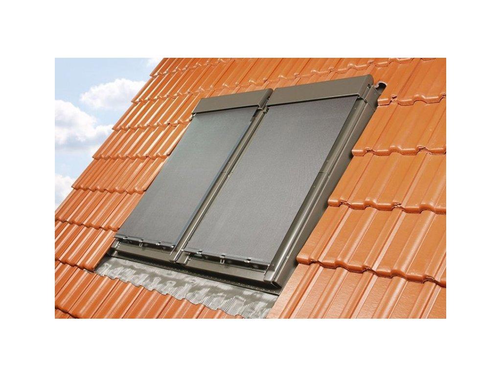 Markýza FAKRO AMZ II (Rozměr okna FAKRO 14 66x140 cm)