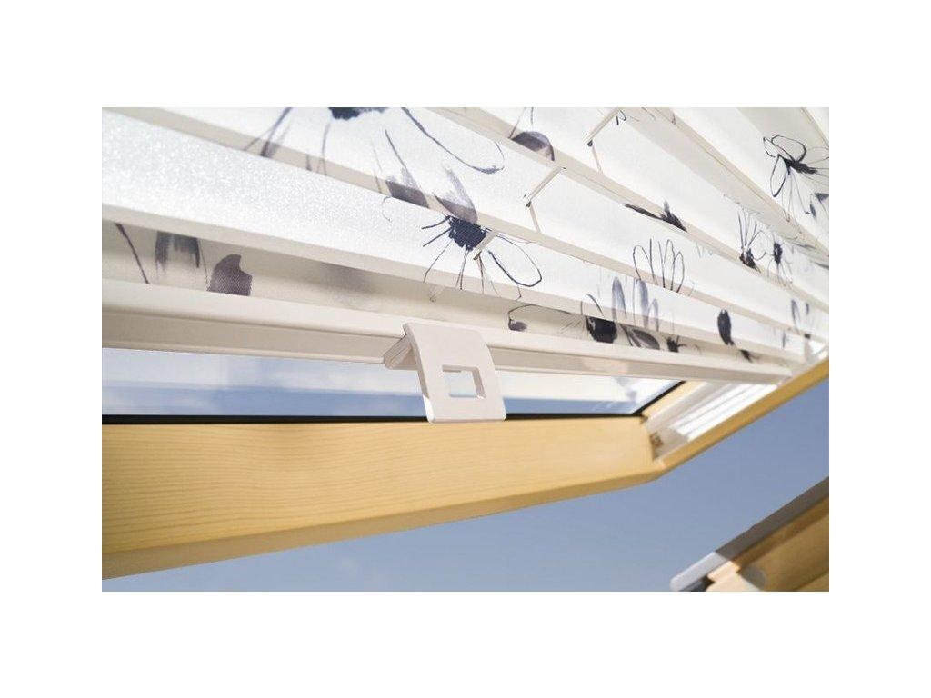 Plisovaná roleta FAKRO APS I (Rozměr okna FAKRO 14 66x140 cm)