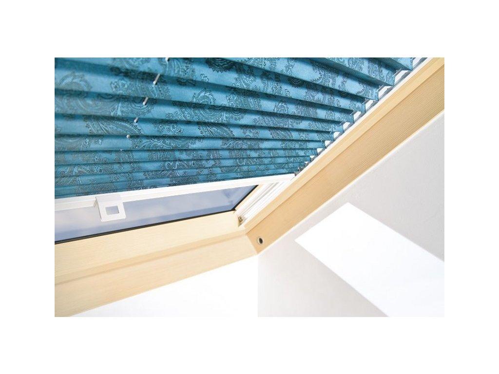 Plisovaná roleta FAKRO APS II (Rozměr okna FAKRO 14 66x140 cm)