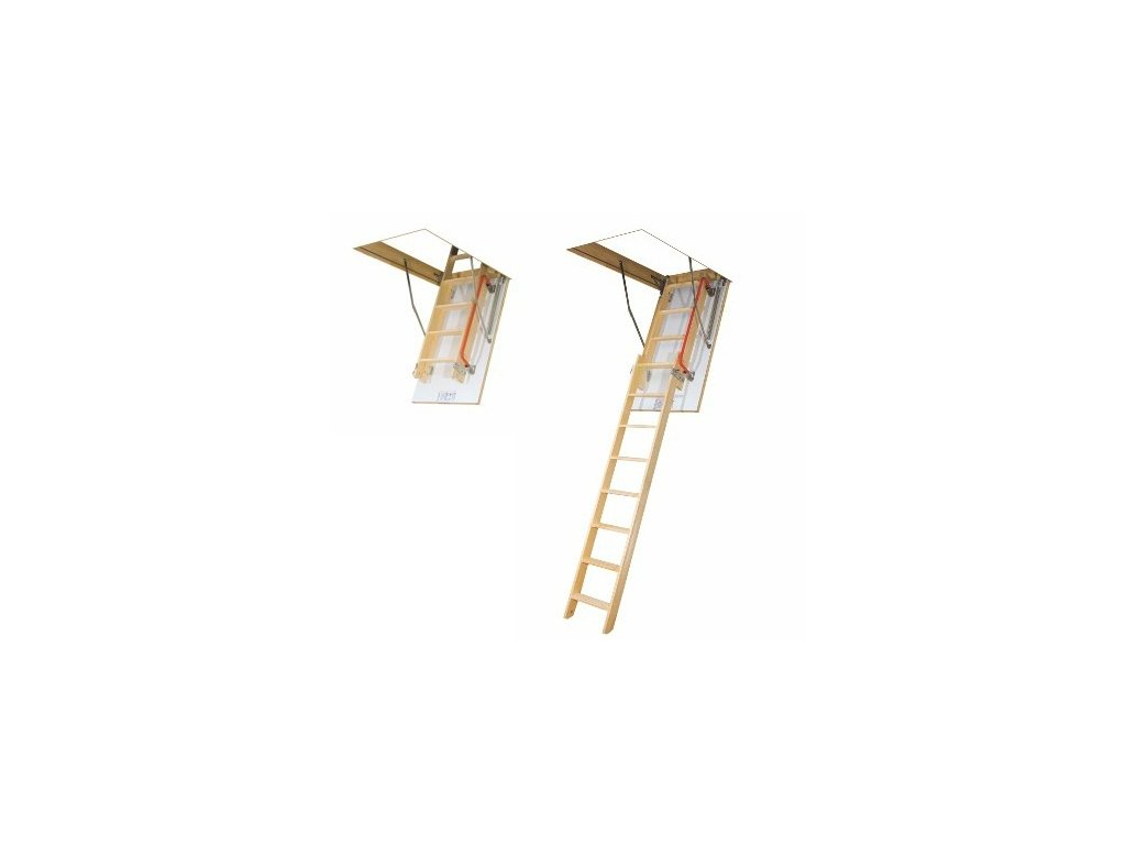 Půdní schody FAKRO LDK (Půdní schody Fakro 335 70x140 cm)