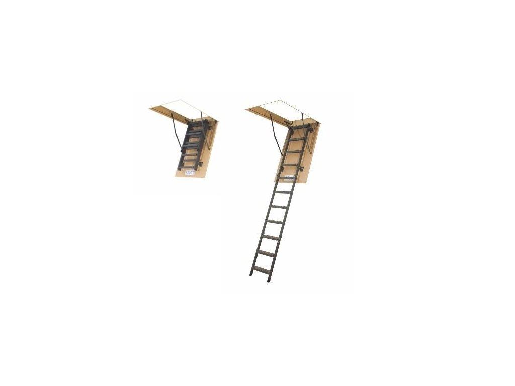 Půdní schody FAKRO LMS (Půdní schody Fakro 305 70x140 cm)