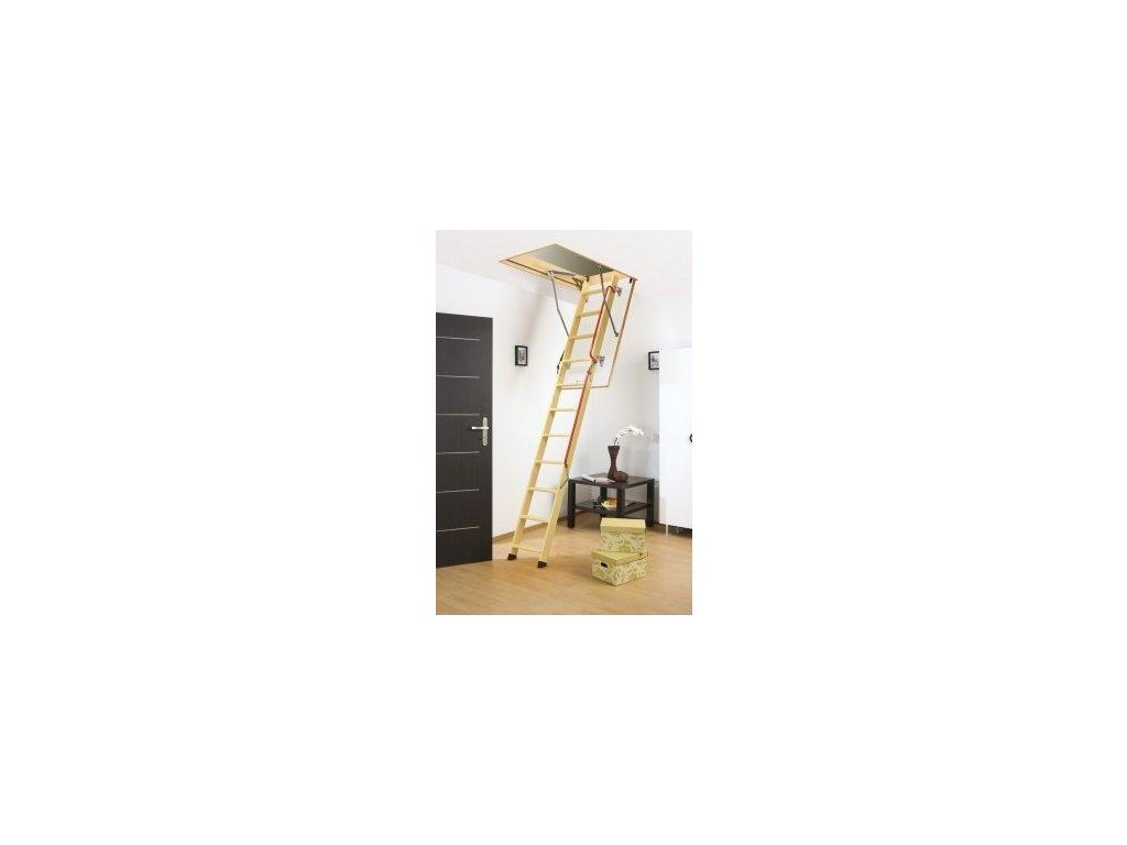 Půdní schody FAKRO LWL (Půdní schody Fakro 305 70x140 cm)