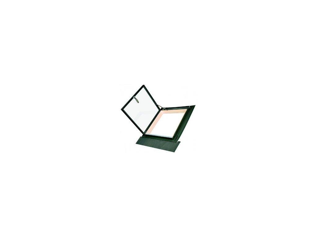 Střešní výlez FAKRO WLI (univerzální těsnící lemování) (Střešní výlezy FAKRO 86x87)