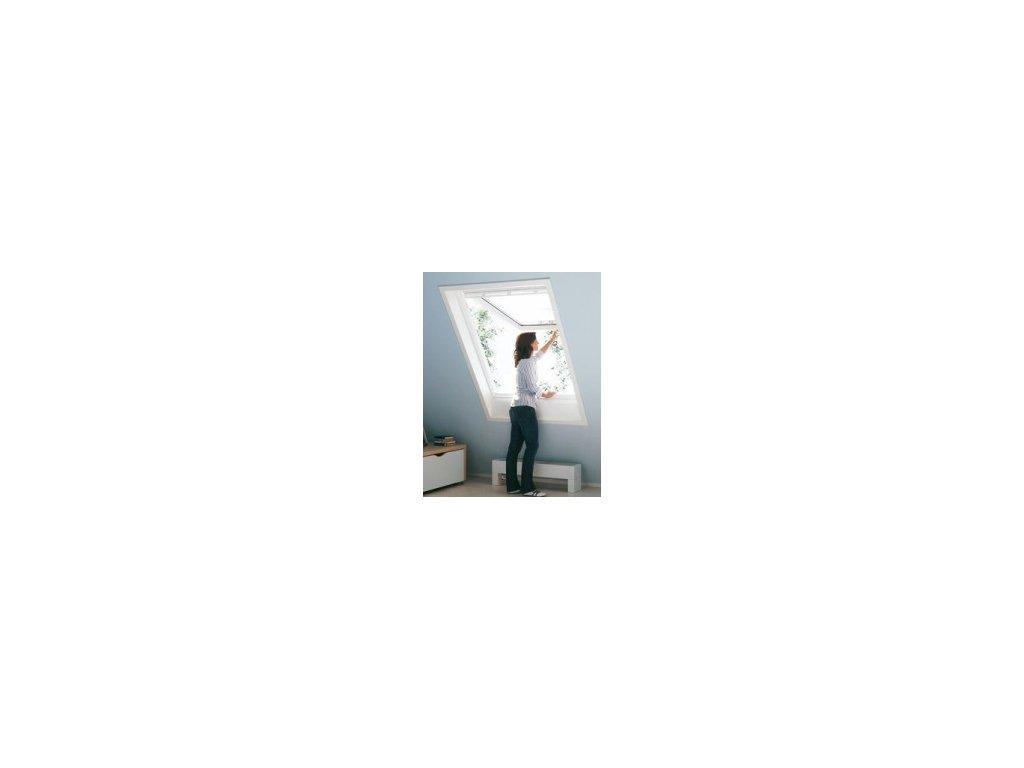 Výklopně-kyvné okno FAKRO FPU-V U5 trojsklo (Rozměr okna FAKRO 14 66x140 cm)