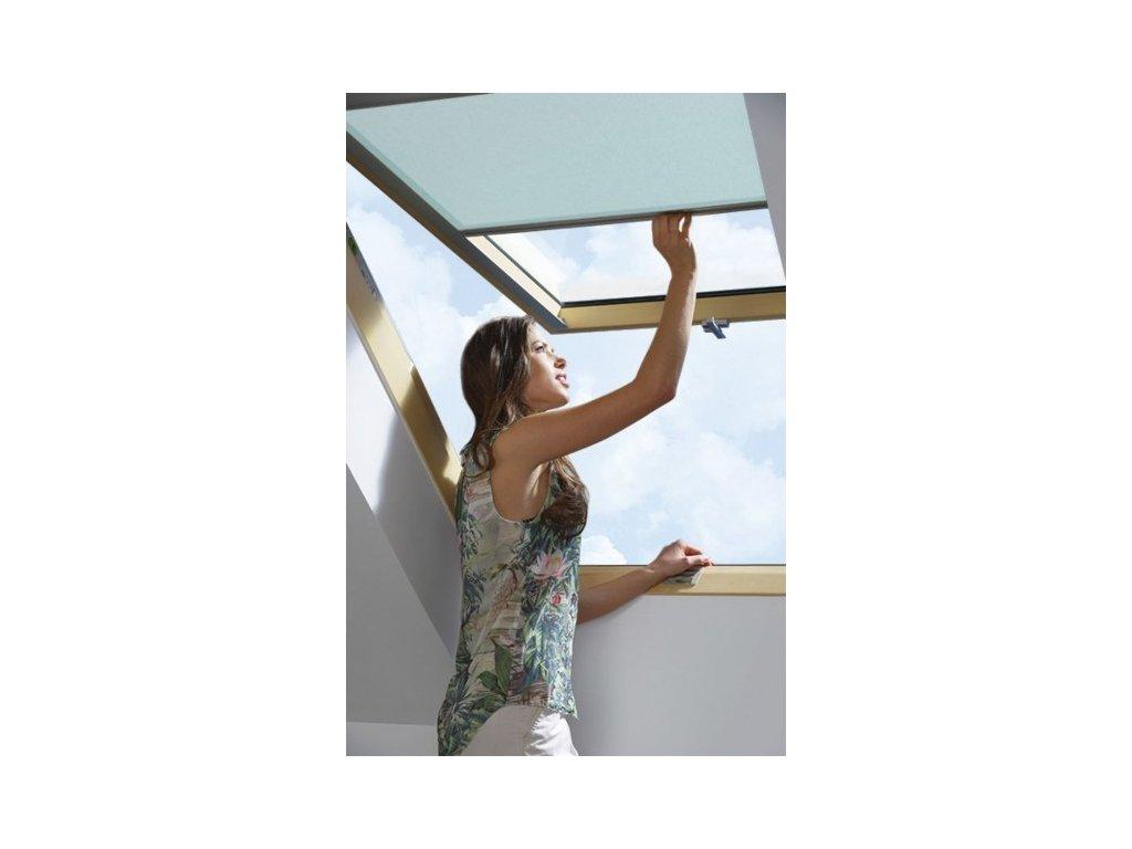 Zastiňovací roleta FAKRO ARP I (Rozměr okna FAKRO 14 66x140 cm)