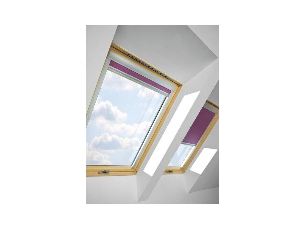 Zatemňující roleta FAKRO ARF II (Rozměr okna FAKRO 14 66x140 cm)