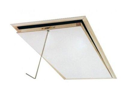 Fakro krycí lišty LXL (Varianta a rozměr (cm) LXL-P přírodní dřevo 70x140 cm)