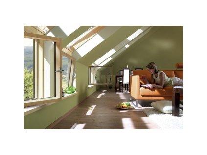Fasádní okno FAKRO BXP P2 (Pro fasádní sestavy FAKRO 91 114x115 cm)