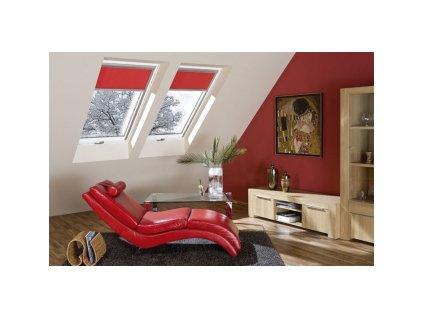 Kyvné super energeticky úsporné okno FAKRO FTT U6 (Rozměr okna FAKRO 14 66x140 cm)