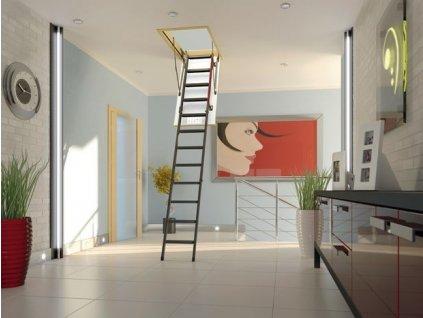 Půdní schody FAKRO LMK (Půdní schody Fakro 305 70x140 cm)