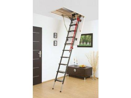 Půdní schody FAKRO LML Lux (Půdní schody Fakro 305 70x140 cm)