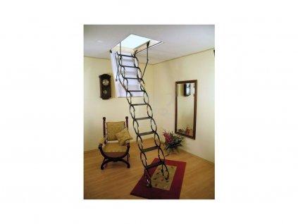 Půdní schody FAKRO LST (Půdní schody Fakro 280 70x120 cm)