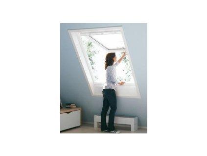 Výklopně-kyvné okno FAKRO FPU-V U3 preSelect (Rozměr okna FAKRO 14 66x140 cm)